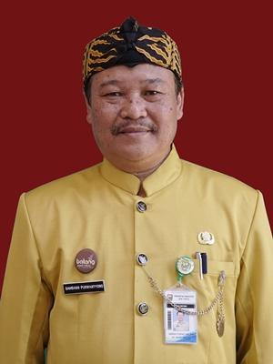 1. Bambang Purwantyono, M. Pd